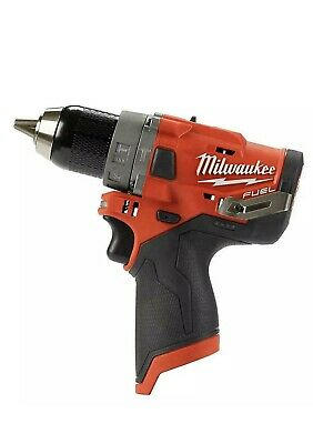 milwaukee m12 2504-21 M12 Fuel 1/2 Hammer Drill