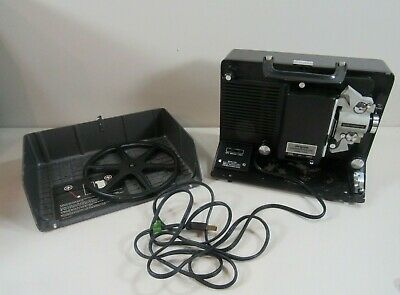 Argus Model 878B Showmaster #878 Super Eight Movie Projector
