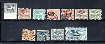 Poland Germany  Upper Silesia Used & Mint Hinged Europe Stamps    Lot 16690
