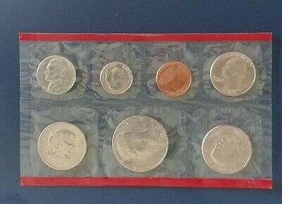 1980 D  Mint Us Coins ~ 2 Susan B Anthony Silver Dollars Etc. In Cello