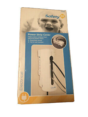 Safety 1st Expandable Power Strip Cover Child proofing White