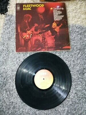"Fleetwood Mac Greatest Hits 12"" Vinyl Record S69011"