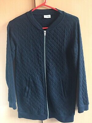 Next Girls Long Lined Jacket Age 12 Years Exc Cond