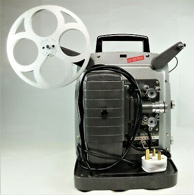 Vintage GB Bell & Howell Mod 635 Moviemaster 8mm Cine Projector. GWO
