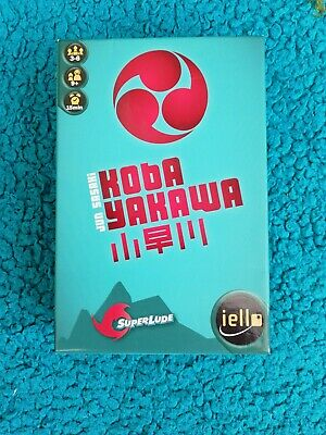 Kobayakawa Card Game IELLO - Family, Party, Bluffing & Deduction Game