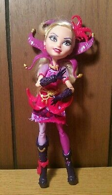 Ever After High Doll Way Too Wonderland Courtly Jester EAH