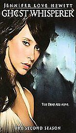 Ghost Whisperer - Series 2 - Complete (DVD, 6-Disc Box Set) . FREE UK P+P ......