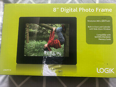 "Logik 8"" Digital Photo Frame"