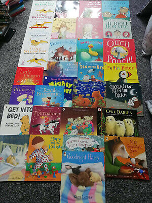 Massive bundle of 31 children's reading books, excellent condition, ages 4-8