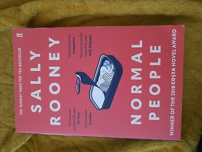 Normal People by Sally Rooney (2019, Paperback)