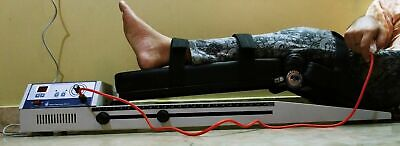 Physio CPM Continuous Passive Motion Knee Exercise Machine Joint Pain Therapy