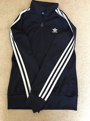 Boys/girls Adidas Originals Tracksuit Top Age 13-14 Years
