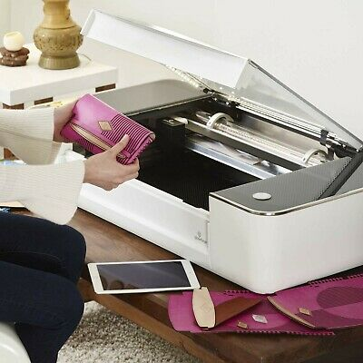 "New Glowforge Plus 3D Laser Printer, Cutter & Engraver ""Open Box"""