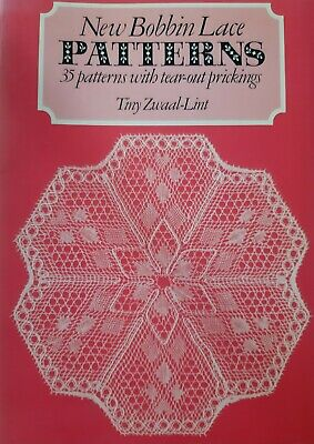 New bobbin lace patterns, Klöppeln, Klöppelbuch