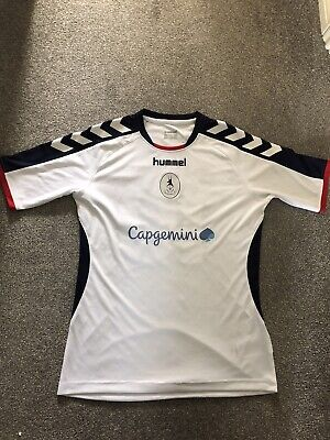 AFC Telford Unused Home Shirt 2018/19- Number 4 (Small)