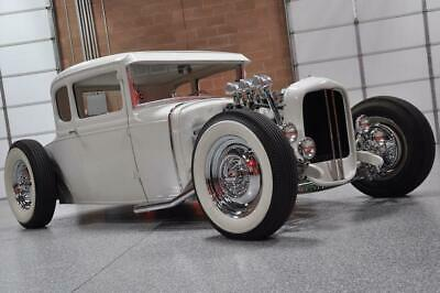 1930 Ford Model A 5-Window Coupe 1930 Ford Model A Coupe Built By *JESSE JAMES for *PAUL TEUTUL SR. on Discovery!