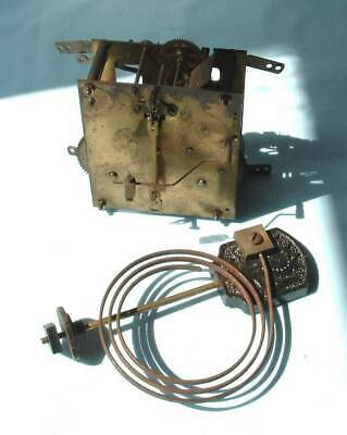 vintage DRGM No.916360 clock movement for restoration or parts