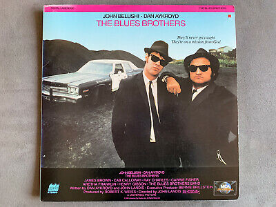 The Blues Brothers Laserdisc