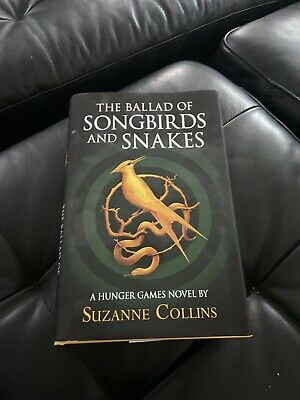 The Ballad Of Songbirds And Snakes Suzanne Collins Hunger Games Prequel Capitol