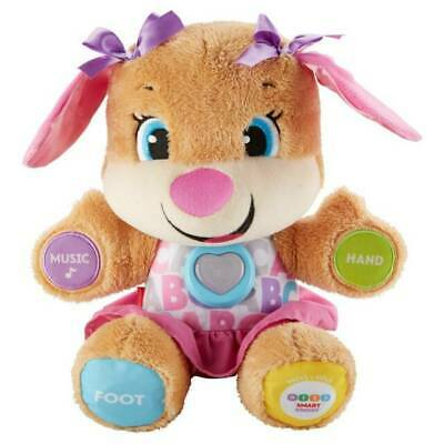 Fisher-Price FDF22 Laugh & Learn Smart Stages Sis Toy