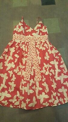 Girls Summer Dress Age 11 Marks And Spencer sun dress