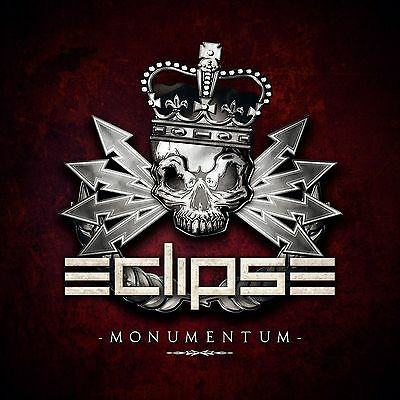 Monumentum ECLIPSE CD ( FREE SHIPPING)