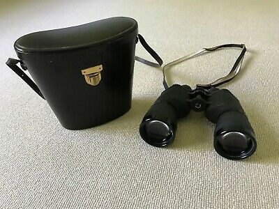 Carl Zeiss Binoculars In Original Case 15 X 60