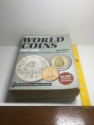 2012 STANDARD CATALOG OF WORLD COINS 1901-2000 By Thomas Michael 39th Edition