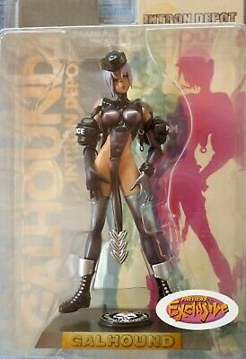 Intron Depot GALHOUND// Previews Exclusive PVC Figure/ Masamune Shirow// MIB OOP