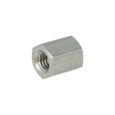 10X 149X12 Screwed spacer sleeve Int.thread: M6 12mm hexagonal DREMEC