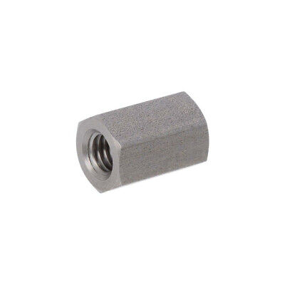 10X 149X15 Screwed spacer sleeve Int.thread: M6 15mm hexagonal DREMEC