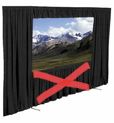 DRAPER 242044B DRESS KIT For Ultimate Folding Screen without case