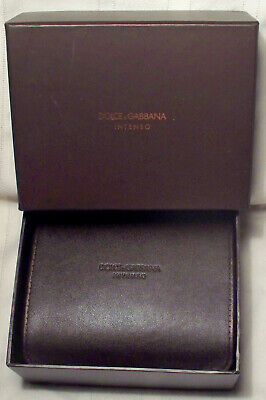 Dolce & Gabbana Intenso men's shoe cleaning kit Complete w/Box