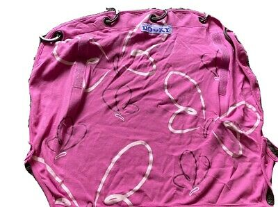 Dooky Pink Butterfly  Sun Shade Cover