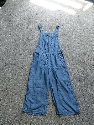 Very Girls Culotte Dungarees Age 14