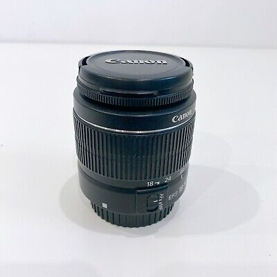 Canon Zoom Lens EF-S 18-55mm 1:3.5-5.6 in Superb Condition - Hardly Used