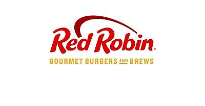 Red Robin Gift Card  $100 -150$ - email delivery