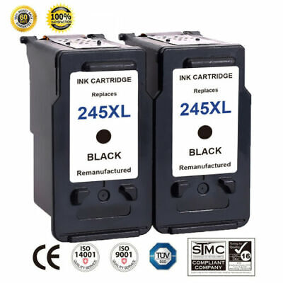 PG-245 XL Black Ink Cartridge For Canon 245 XL PIXMA MG2525 MG3020 TR4520 TR4522