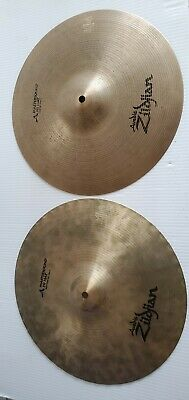 "A Zildjian 14"" Mastersound HI Hats"
