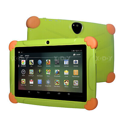 """XGODY Android 8.1 7"""" INCH Tablet PC 16GB Quad-core WIFI HD Green Color UK Stock"""
