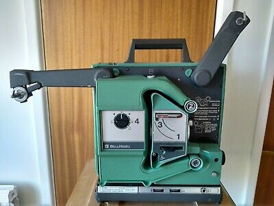 Bell & Howell Filmosound 1680 slot load 16mm projector excellent used condition
