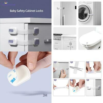 Baby Safety Lock Drawer/Cabinet/Door Protector Child Protection Lock, Prevent Ba