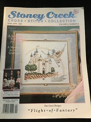 Stoney Creek Cross Stitch Collection Vol 6 Number 2