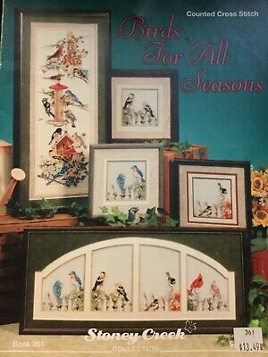 Birds For All Seasons Stoney Creek Collection Book 361, 2005