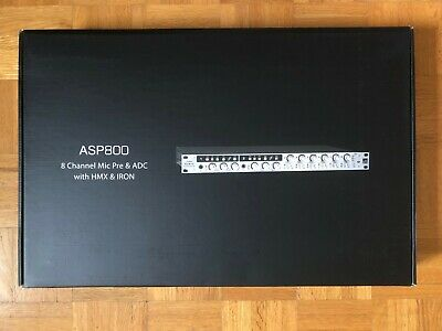 Audient ASP800 - BRAND NEW! Full Warranty