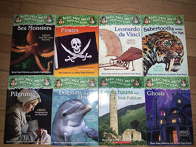 Magic Tree House Books - Research Guides Collection