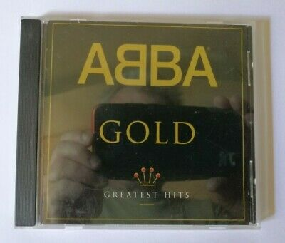 ABBA : GOLD - Greatest Hits - CD POLYDOR 314517007-2