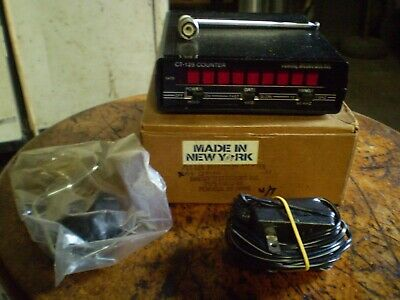 Ramsey Electronics Ct-90 Frequency Counter Ac-1