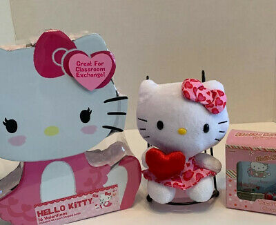 Hello Kitty Valentine Lot
