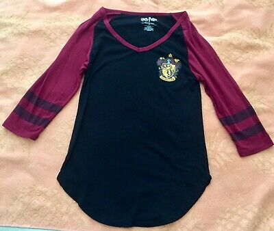 Harry Potter Gryffindor Womens Shirt Size XS
